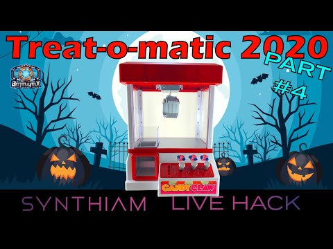 Treat-O-Matic 2020 Live Hack Part #4