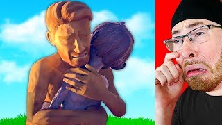 REACTING TO SADDEST ANIMATIONS ON YOUTUBE I ACTUALLY CRIED