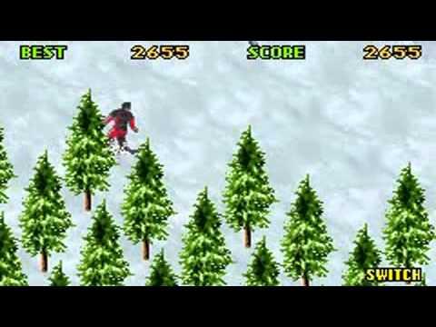 Shaun Palmer's Pro Snowboarder GBA