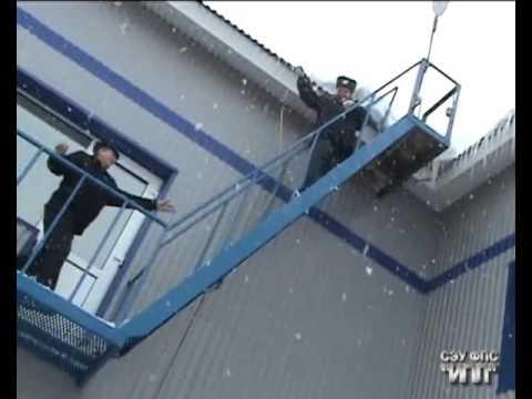 Испытание лестниц