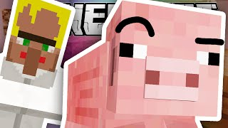 Minecraft | TED THE MYSTERIOUS PIG..