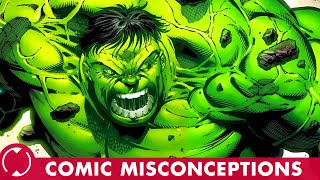 Why is HULK Green? || Comic Misconceptions || NerdSync