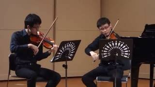Mozart - Divertimento in F major K 138 125c / モーツァルト - ディベルティメント ヘ長調