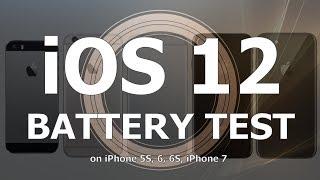 iOS12BatteryLifeTest:HasitimprovedoveriOS11.4.1?