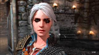 True Yennefer and Ciri, a mod for Skyrim [HD 60FPS]