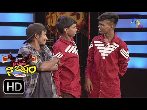 Patas | Bindass Brothers & Yadamma Raju Performance | 12th July 2017  | ETV Plus