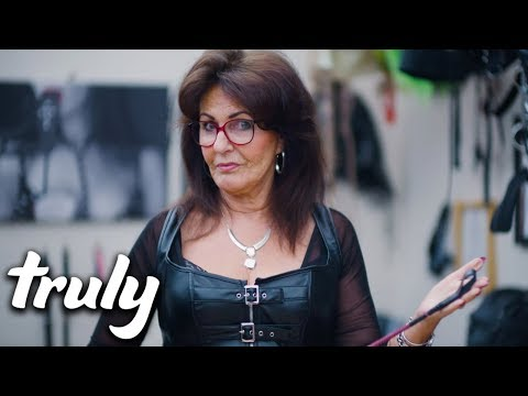 68-Year-Old Grandma Loves Being A Dominatrix | TRULY