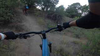 Descent on Big Canyon - Highlights of Telegraph Hill with Go Pro Hero 8