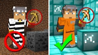 Forget EVERYTHING you know about Minecraft PRISON... (Minecraft Prison #5)