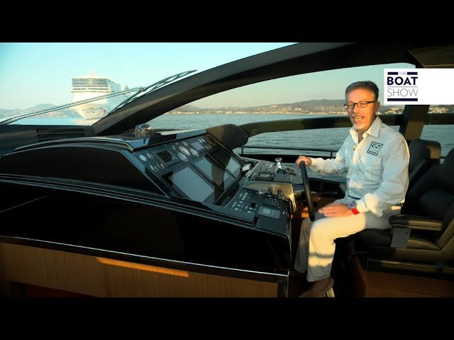 [ENG] RIVA 76 PERSEO - Yacht Review - The Boat Show