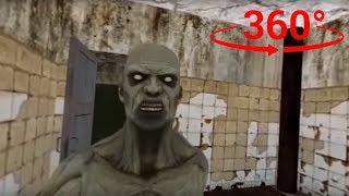 360° Zombie Escape episode 2 #360video