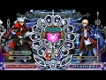 Blazblue: Continuum Shift Extend All Characters psp