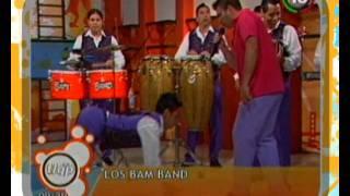 el baile de la chicharra los bam band gratis