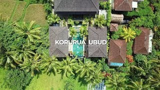 Find Tranquility with Korurua Ubud