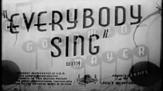 WPHL Late Movie Everybody Sing Judy Garland