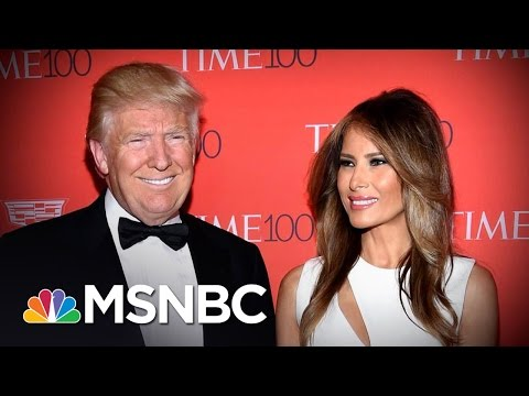 Questions On Melania Trump Immigration Story   The Last Word   MSNBC