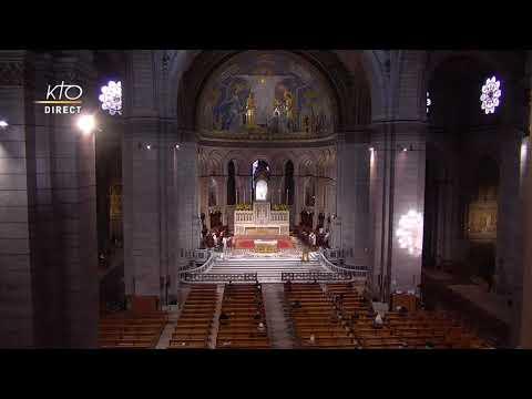 Prière du Milieu du jour du 28 janvier 2021 des Bénédictines du Sacré-Coeur de Montmartre