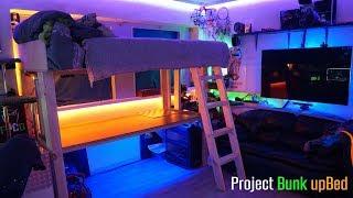 Project Bunk Bed. Build Log | Ultimate Room Setup