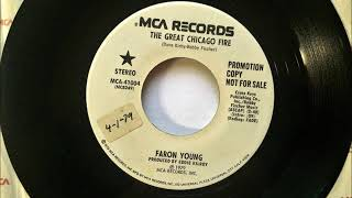 The Great Chicago Fire , Faron Young , 1979