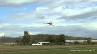 GoblinDays 2014 | Saturday Flight | Pascal Richter Goblin 700 3Blade