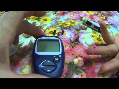 Как измерить сахар в крови