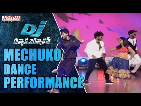 Mecchuko Dance Performance @ DJ Audio Launch Live Event
