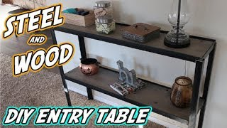 Console Table | Entry Table | Foyer Table | DIY Entry Table | DIY Foyer Table | DIY Console Table