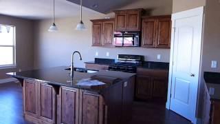 ЮТА. Новый дом в США за 350 тыс. $$. Обзор