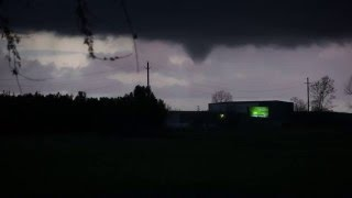 Tornado 2016 Claremore, OK