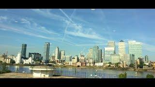 영국풍경 - 런던(London), 이스트 런던에서 웨스트 런던까지