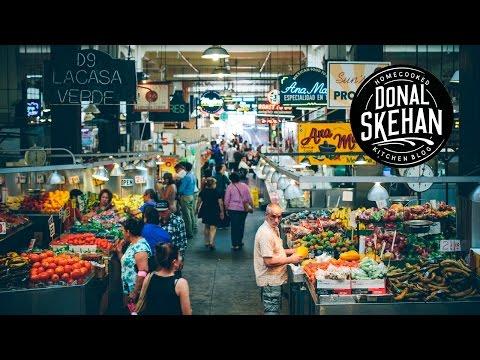 AMAZING LA FOOD MARKET! – VLOG Episode 17