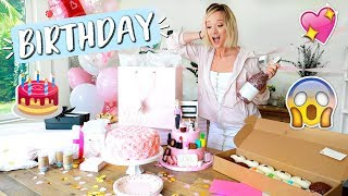 Alisha Marie's Birthday Vlog!!
