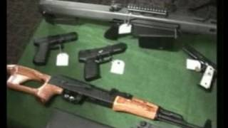 GAO: Weapons Recovered from Arms Trafficking to Mexico