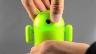 Android Robot Usb Speaker Green Figure   Radio Google