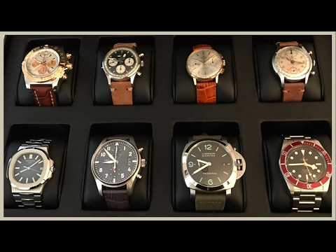 From Patek to Breitling, Reviewing A Collector's Sports Watches | Rant&h Collection Review