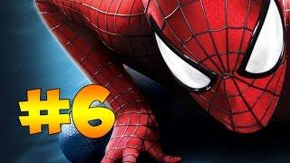 Прохождение ► The Amazing Spider Man 2 ► #6 - Убежище Русских. [Rus HD]
