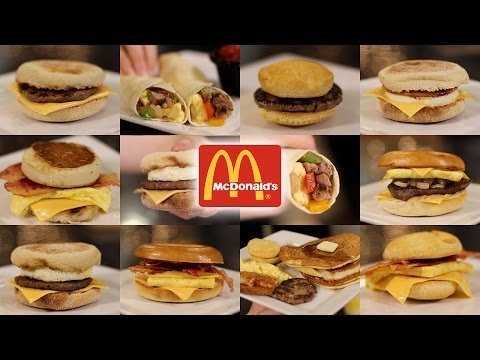DIY McDonalds Breakfast *GMM Intro Alert*