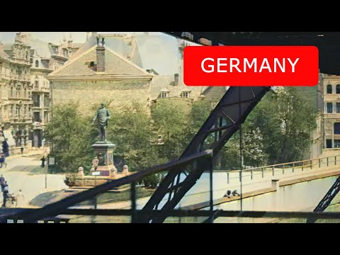 The Flying Train, Duitsland, 1902
