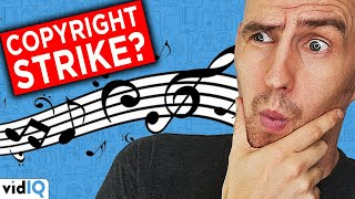 How to Avoid Copyright Strikes on YouTube Music Videos.