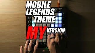MOBILE LEGEND THEME MUSIC MY VERSION - ANANTAVINNIE