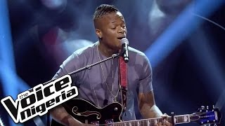 Armtrong Martins Sings 'Thinking Out Loud'  Blind Auditions  The Voice Nigeria 2016