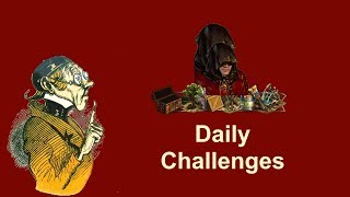 FoEhints: Daily Challenges in Forge of Empires