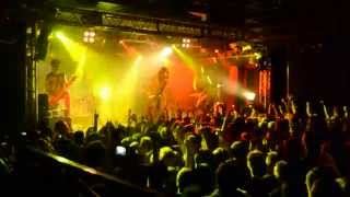 Dope - No way out, Motivation. Live in Saint-Petersburg, Russia 01/10/2014.