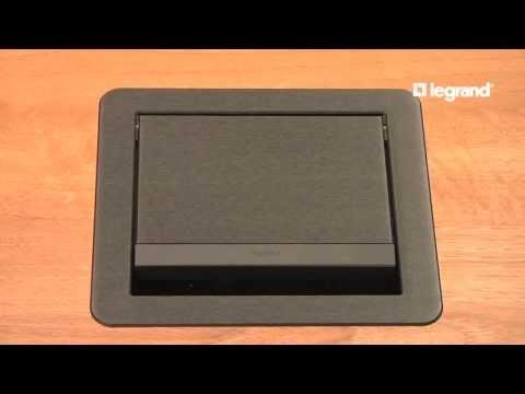 Integreat av table box tb672 legrand greentooth Images