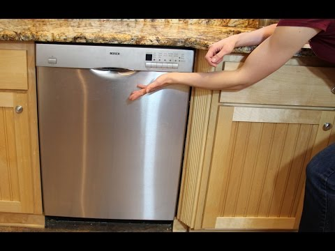 Bosch Dishwasher Review – IS IT WORTH THE PRICE? SHE Series 👈