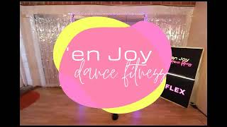 FLEX + Flow gentle mobility warm up for feet & ankles with 'en Joy dance fitness Hampshire & online
