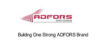 ADFORS Rebranding