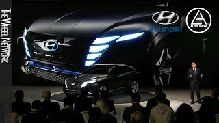Hyundai Vision T Plug-in Hybrid SUV Reveal at the 2019 Los Angeles Auto Show – Full Press Conference