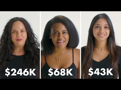 Women of Different Salaries on What They'd Buy If They Won The Lottery   Glamour