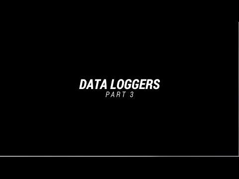 PART 3 DATA LOGGERS